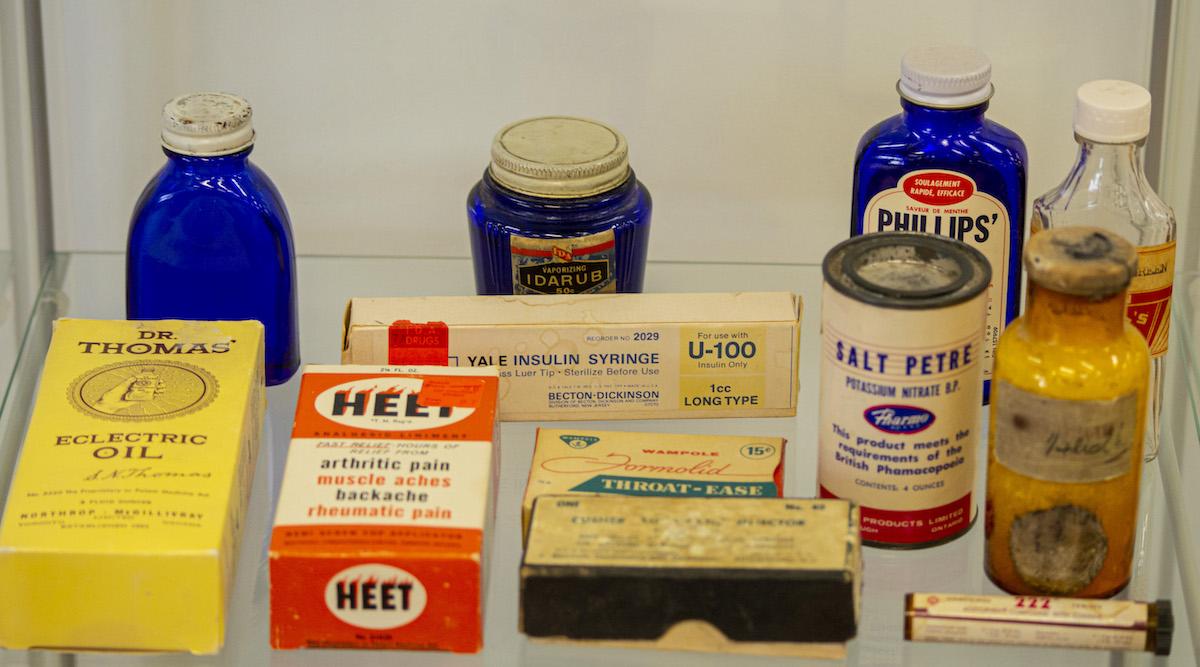 Old Pharmaceuticals